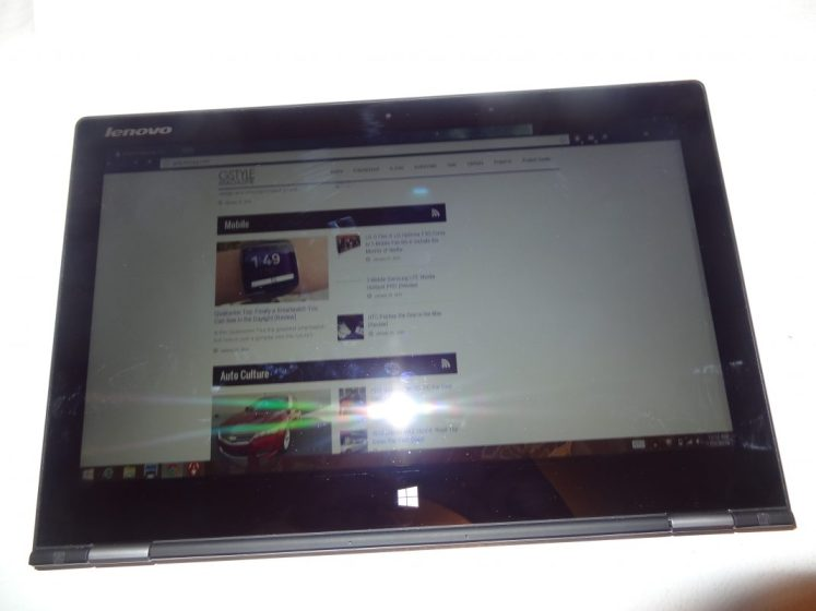 Lenovo Yoga Pro 2 Hybrid Ultrabook (9)
