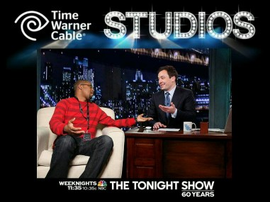 TWC Studios Jason Million The Tonight Show