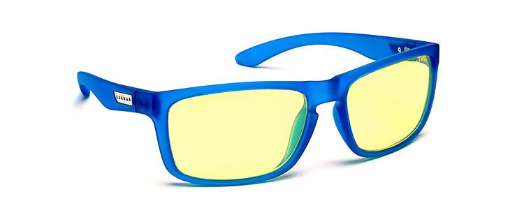 GUNNAR Optiks Intercept Gaming Eyewear _cobalt_c