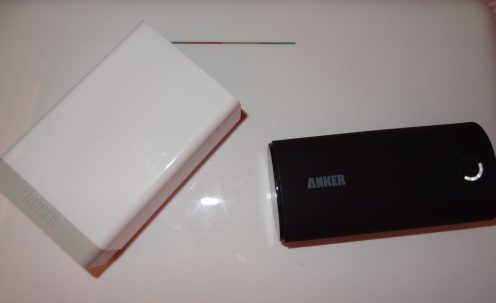 Anker Desktop Charger & Battery Pack