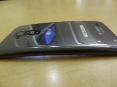 LG G Flex Smartphone Review - Back 1 G Style Magazine