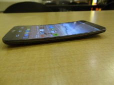 LG G Flex Smartphone Review - Side View - G Style Magazine