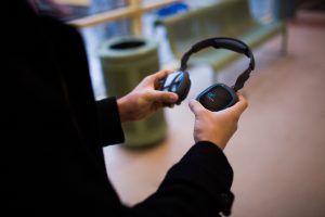 Astro Gaming A38 Wireless Headset _A38_User-In-use