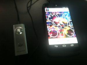 Nexus and Phiaton 2 Bluetooth Headphones