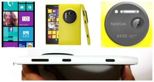 Nokia Lumia 1020 Windows phone Review Cruz