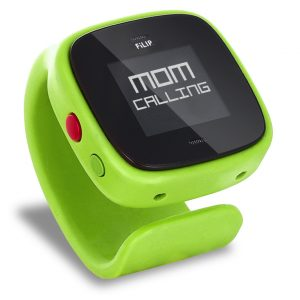 FiLIP Wearable Smart Locator for Children (In Dragon Green Color)