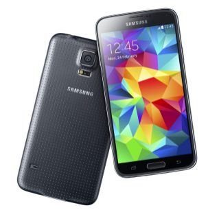Galaxy s5 - Black