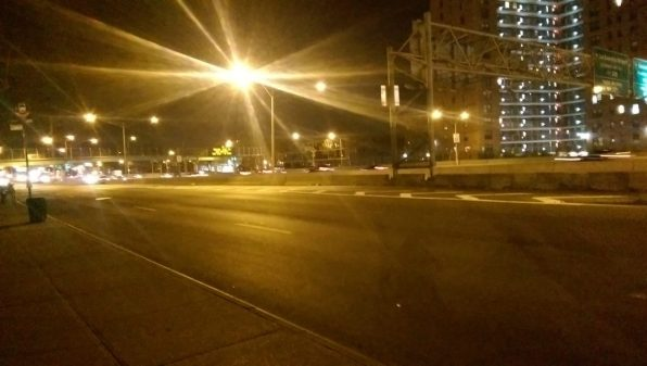 HTC One M8 Low Light Outside