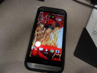 HTC One M8 Spigen Slim Armor Case (6)
