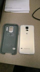 Samsung Galaxy S5 -Otterbox Symmetry Case (3)