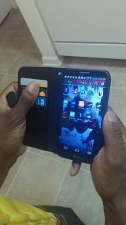 Empire Klix Open LG G2 Wallet