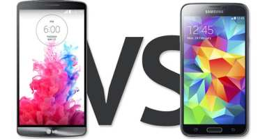 Samsung Galaxy S5 vs LG G3: Battle of the Beasts