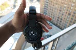 A-Audio Legacy Headphones Side