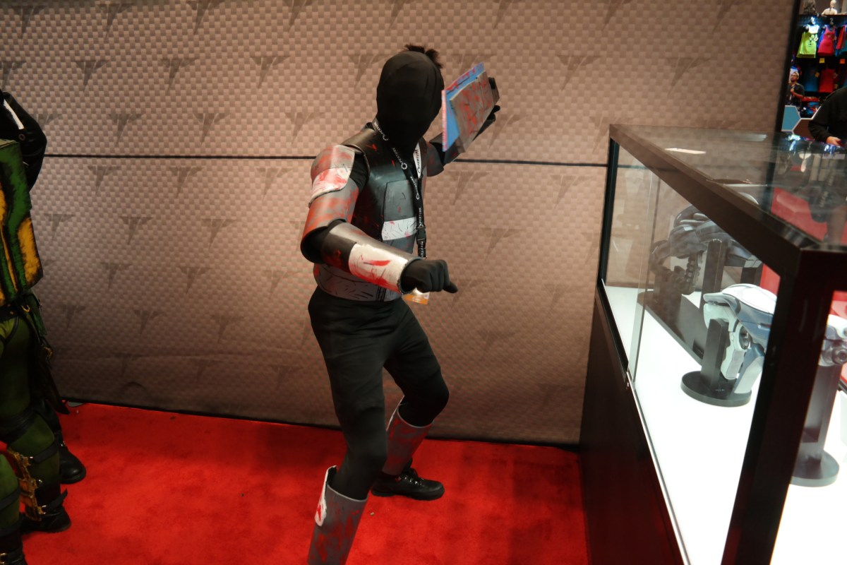 Cosplay at Comic Con  2