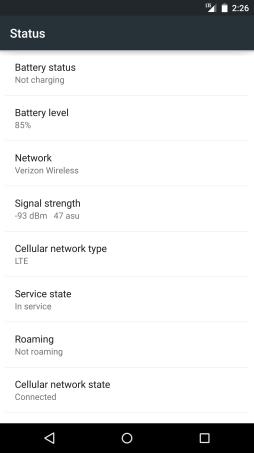 Nexus 6 Verizon Screenshots (4)