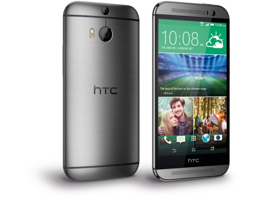 Top Smartphones Holiday Gift Guide (5) - HTC One M8