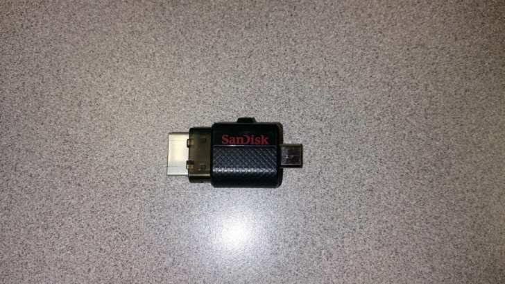 Sandisk Ultra Dual USB Drive (10)