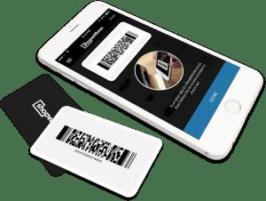 ShopWithMe Mobile Barcode