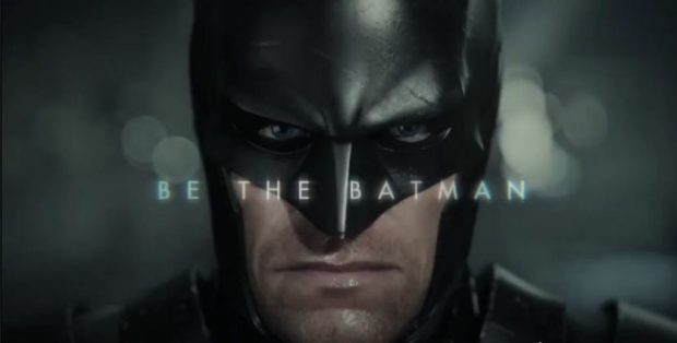 Be the Batman