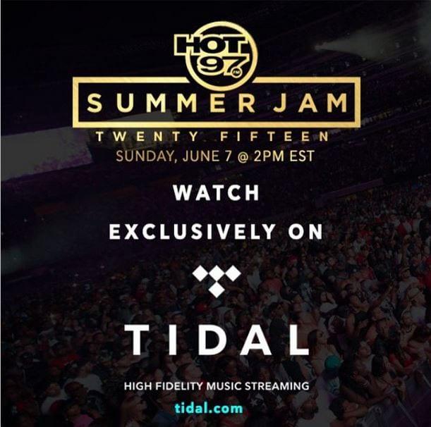 Hot 97 x TIDAL Summer Jam