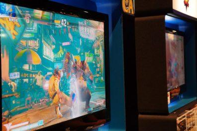 Street Fighter V E3 Ryu v Birdie