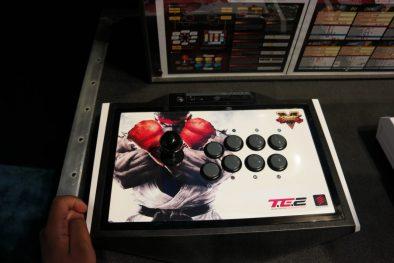 Street Fighter V E3 Arcade Stick