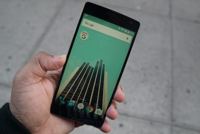 OnePlus Two Display