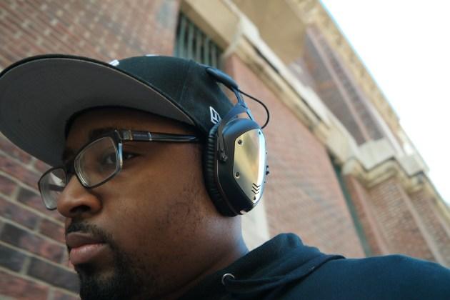 V-MODA Crossfade Wireless On Ear