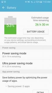 Samsung Galaxy S7 Active Battery Trials (3)
