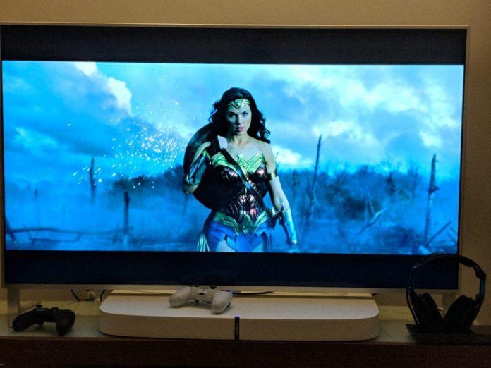 Wonder Woman SONOS Playbase