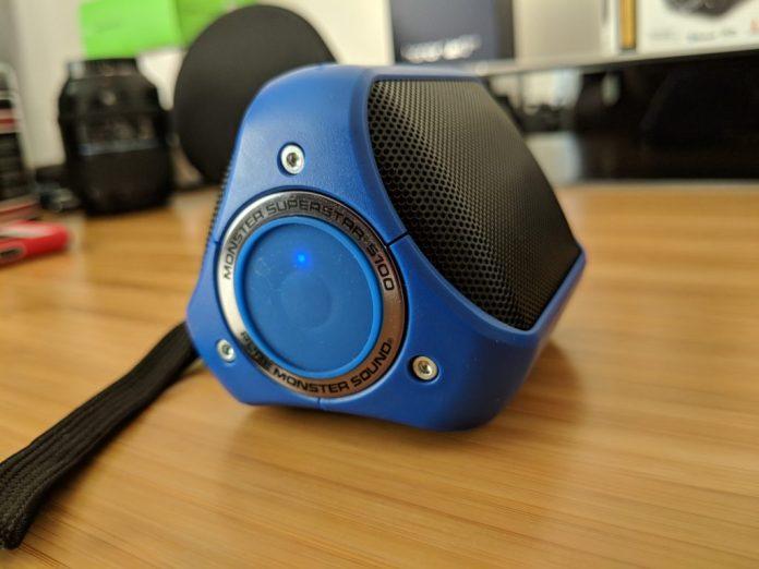 Monster Superstar S100 Wireless Speaker BT