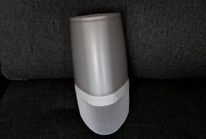iHome Zenergy Aroma Speaker