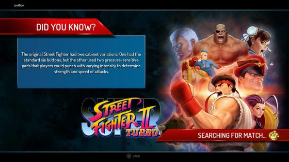 Street Fighter 30th Anniversary Collection Museum (3)