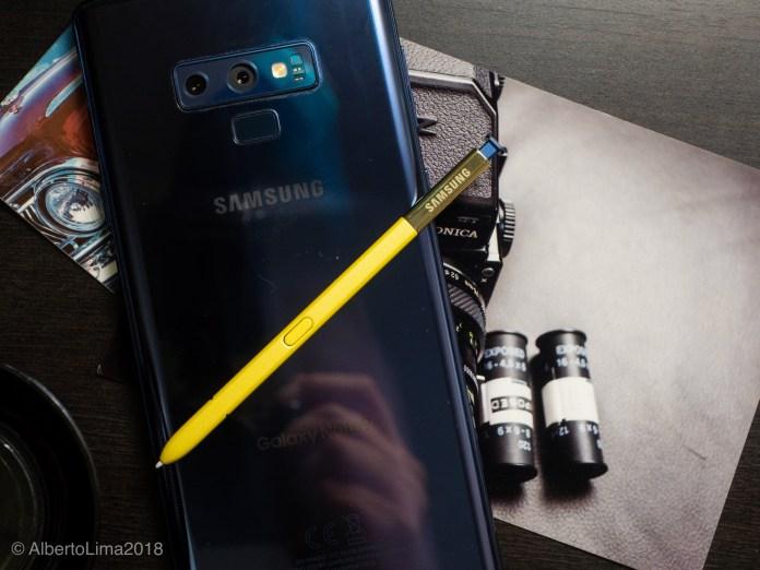 Samsung Note 9 - S-Pen