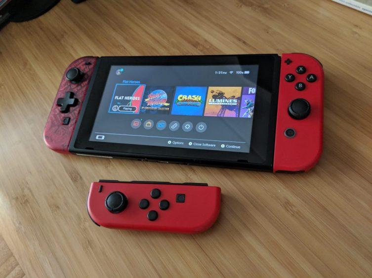 Hori Nintendo Switch Left D Pad Controller (19)