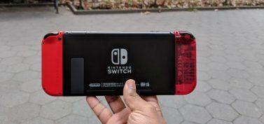 Hori Nintendo Switch Left D Pad Controller (6)