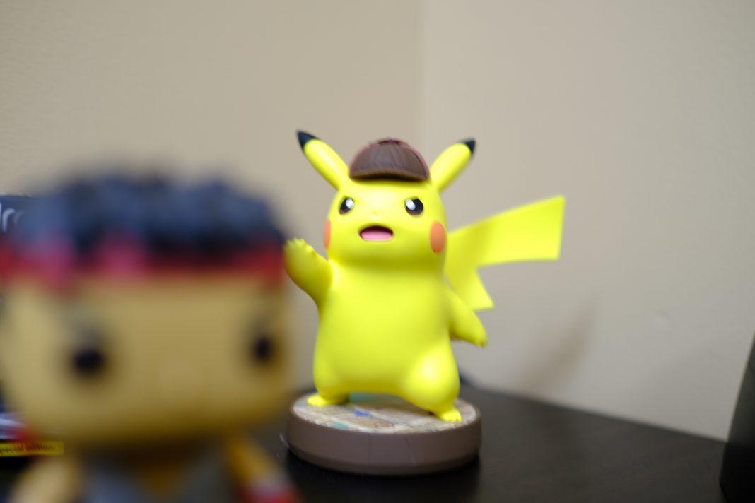 Fujifilm X-T3 SOOC Pikachu