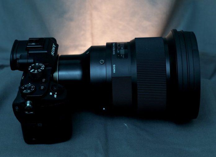 Sony a7RII with Sigma 105 f/1.4 DG HSM ART Lens