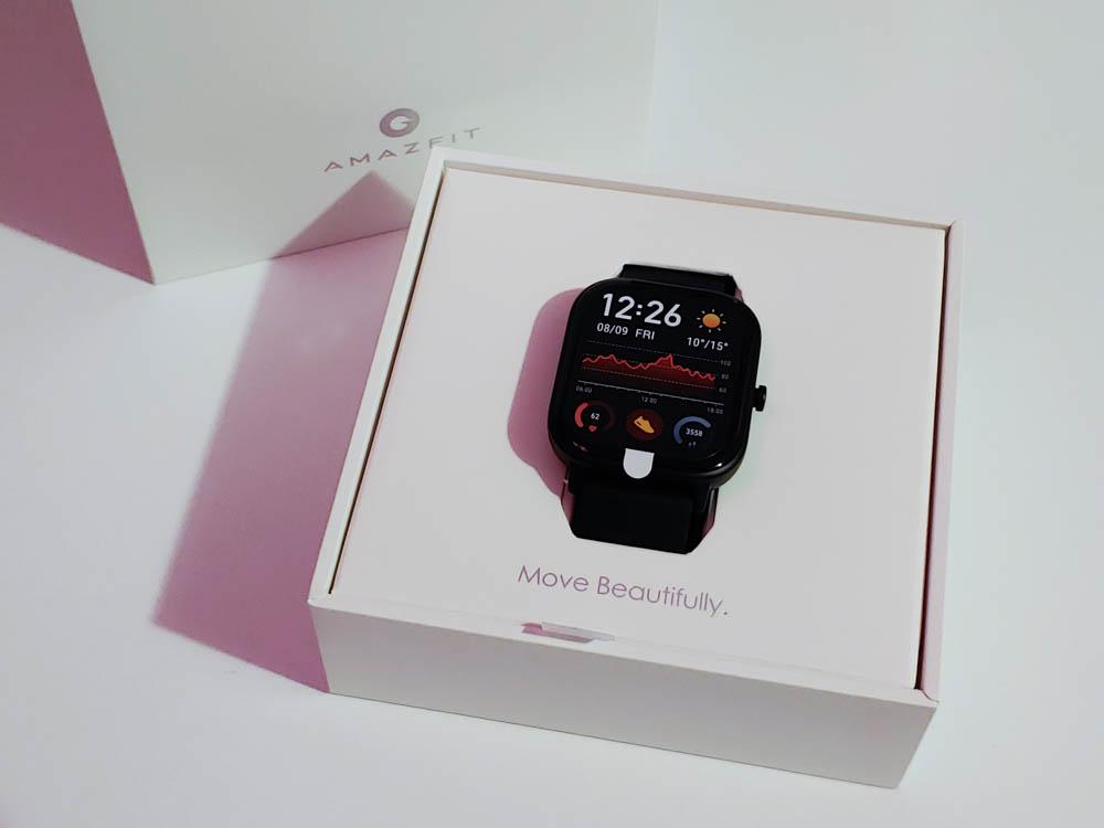 Amazfit GTS Smartwatch