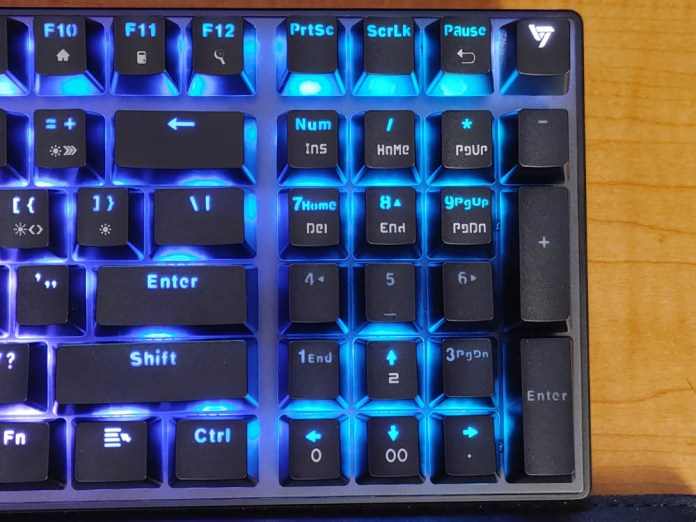VicTsing RGB Mechanical Gaming Keyboard