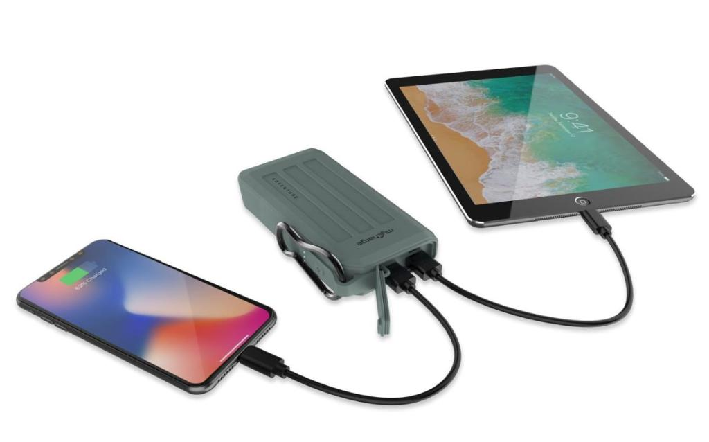 Adventure H20 15000 Portable Charger