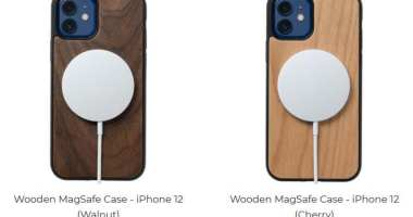 Oakywood MagSafe Cases