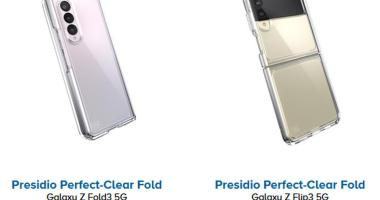 Speck Perfect-Clear Fold