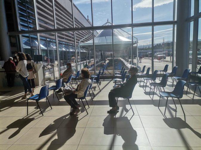 Inaugurato a Milazzo il primo hub vaccini della Sicilia realizzato in un centro  commerciale - Gazzetta del Sud