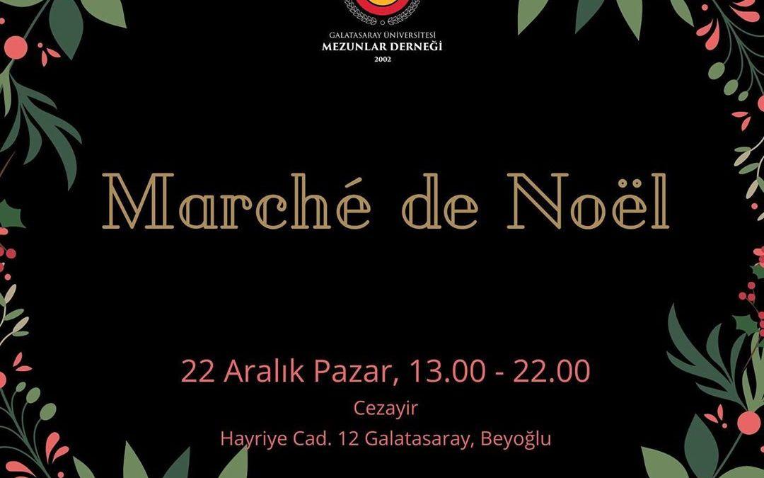 Marché de Noël 2019 – Istanbul
