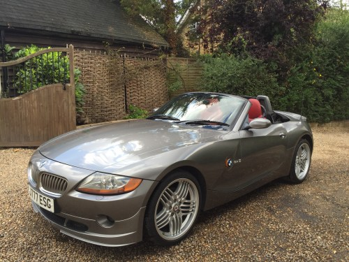 small resolution of bmw z4 3 4s alpina roadster 6 speed manual