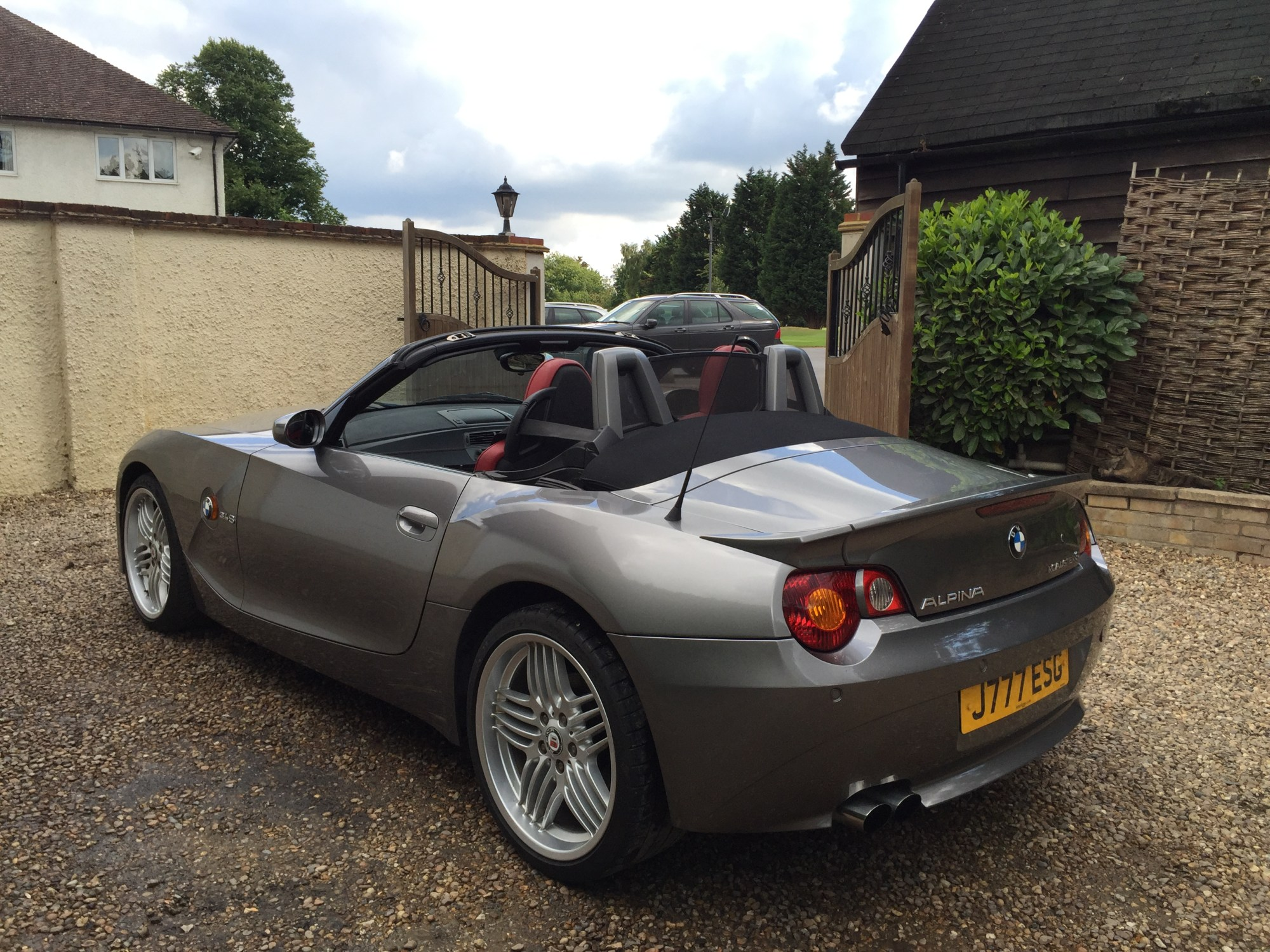 hight resolution of bmw z4 3 4s alpina roadster 6 speed manual