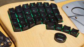 Model01 from KeyboardIO
