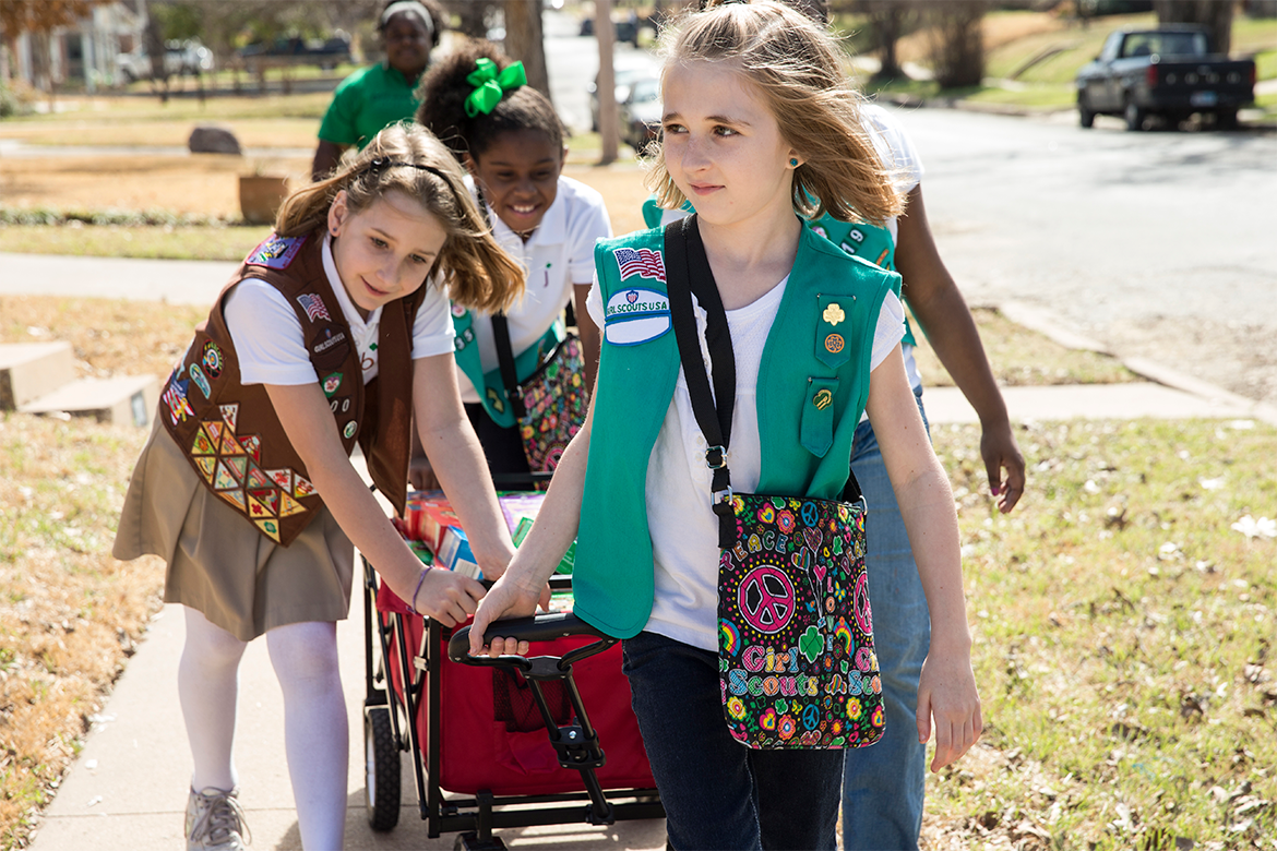 parent engagement girl scouts of western ohio blog