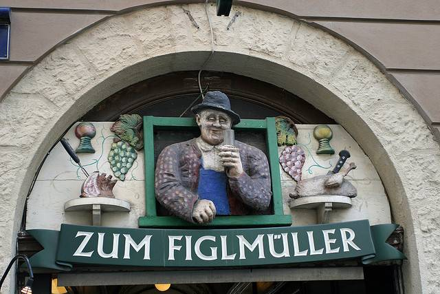 Zum Figlmuller, Bécs